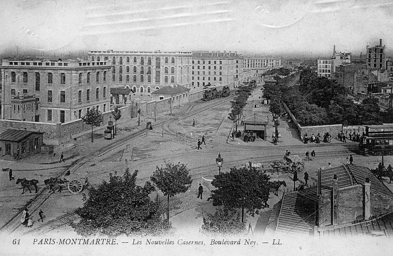 Station boulevard ornano association sauvegarde petite ceinture - La recyclerie porte de clignancourt ...