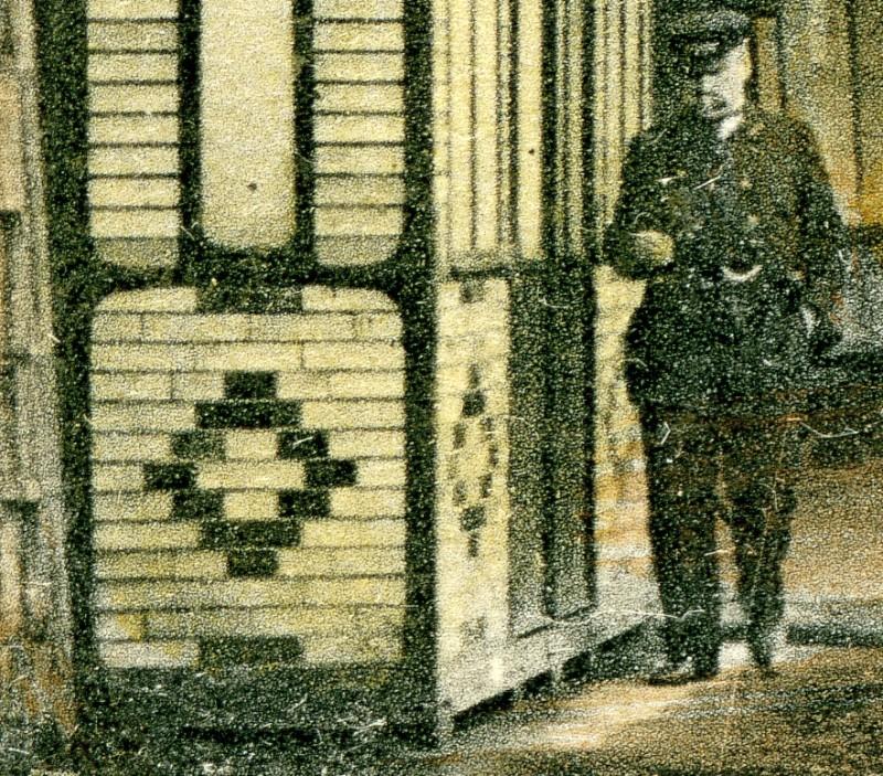Bureaux des agents pr pos s au service des trains 1900 for A la maison personal chef service